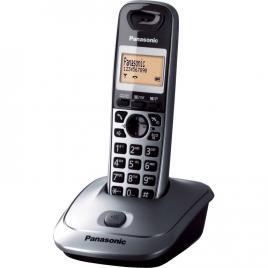 Telefon fara fir Panasonic DECT KX-TG2511FXM, Caller ID, Gri