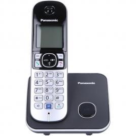 Telefon fara fir Panasonic DECT KX-TG6811FXB, Caller ID, Negru