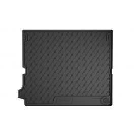Protectie portbagaj  peugeot 5008 suv, 2017- prezent, ptr model cu 5 si 7 locuri din cauciuc rubbasol, marca gledring kft auto