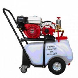 Atomizor cu motor termic YS-50T, 6.5 CP, rezervor 50 l, debit maxim 26 l/min