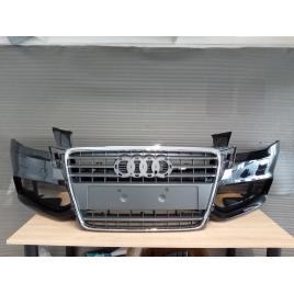Bara fata+Grila Radiator Audi A4 B8 VOPSITA Negru/Alb/Argintiu/Rosu 2008-2012
