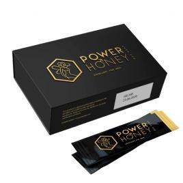 Tratament pentru potenta si erectii de lunga durata, Power Honey, 100% natural, 60g, 6 plicuri