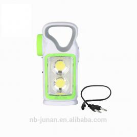 Lanterna cu incarcare solara si electrica, 3 moduri de iluminare
