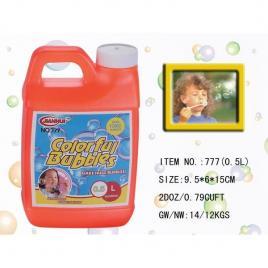 Lichid pentru baloane din sapun