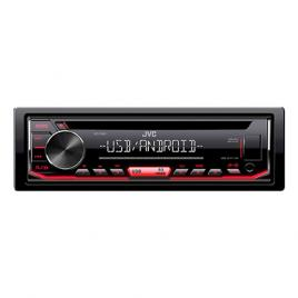 Radio cd player auto usb android kd-t402 jvc