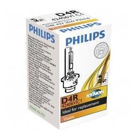 Bec auto Xenon pentru far Philips D4R Vision 42V 35W 1 Buc