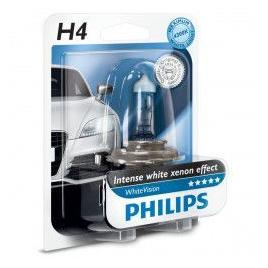 Philips H4 WhiteVision