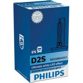 Bec Xenon auto Philips D2S WhiteVision gen2