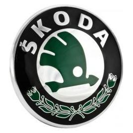 Emblema Spate Original OE Skoda Octavia 2 2004-2013