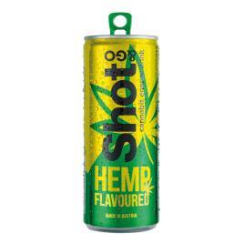 Shot&go cannabis bautura energizanta