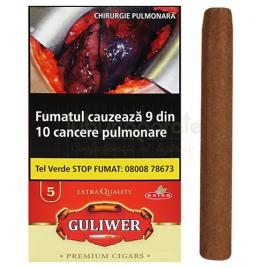 Trabucuri guliwer red extra quality 50 g