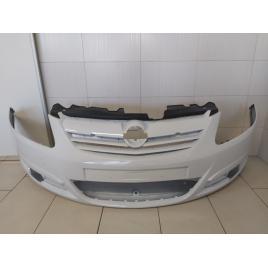 Bara Fata Opel Corsa D 2006 2007 2008 2009 2010 2011 Z474 Alb Vopsita Full*