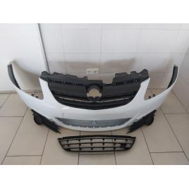 Fata Completa Opel Corsa D 2006 2007 2008 2009 2010 2011 Z474 Alb Bara + Toate Grilele