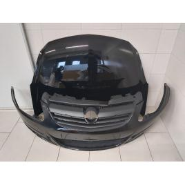 Fata Completa Motor Opel Corsa D 2006 2007 2008 2009 2010 2011 Z20R Negru Bara + Capota