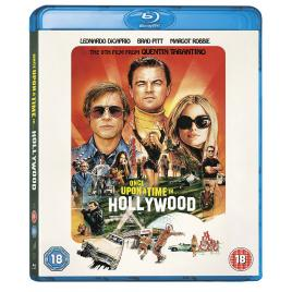 A fost odata la... Hollywood / Once Upon a Time in... Hollywood - Blu-ray