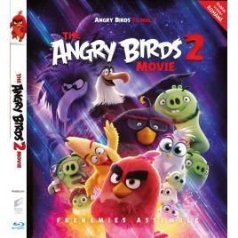 Angry Birds 2 - Filmul / The Angry Birds 2 Movie - BLU-RAY