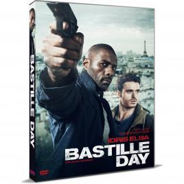 Atac de Ziua Nationala / Bastille Day [DVD] [2016]