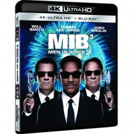 Barbati in Negru 3 / Men in Black 3 (4K Ultra HD + Blu-Ray Disc) [4K Ultra HD + Blu-Ray Disc] [2012]