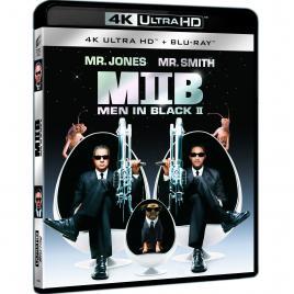 Barbati in negru 2 / Men in Black 2 (4K Ultra HD + Blu-Ray Disc) [4K Ultra HD + Blu-Ray Disc] [2002]