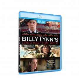 Billy Lynn: Drumul unui erou 2D+3D / Billy Lynn's Long Halftime Walk [Blu-Ray Disc] [2016]