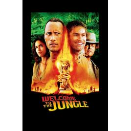 Bun venit in Jungla! / Welcome to the Jungle (The Rundown) - DVD