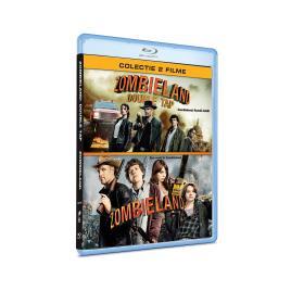 Bun venit in Zombieland + Zombieland: Runda dubla / Zombieland + Zombieland: Double Tap - BLU-RAY (colectie 2 filme)