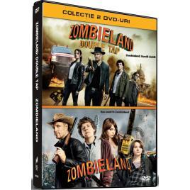 Bun venit in Zombieland + Zombieland: Runda dubla / Zombieland + Zombieland: Double Tap - DVD (colectie 2 filme)