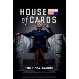 Culisele Puterii / House of Cards - Sezonul 6 (Sezonul final, 3 discuri) - DVD