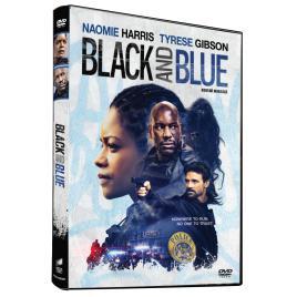 Dovada mortala / Black and Blue - DVD