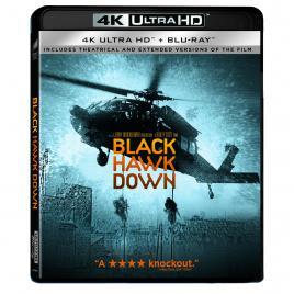 Elicopter la pamant! / Black Hawk Down (4K Ultra HD + Blu-Ray) [4K Ultra HD + Blu-Ray Disc] [2001]