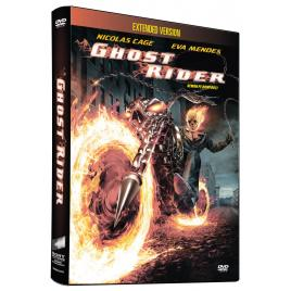 Ghost Rider: Demon pe doua roti - DVD