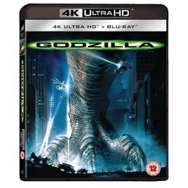 Godzilla - UHD 2 discuri (4K Ultra HD + Blu-ray)