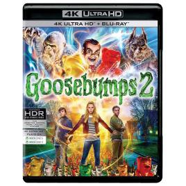 Goosebumps 2 - UHD 2 discuri (4K Ultra HD + Blu-ray)