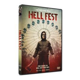 Hell Fest: Parcul Groazei - DVD