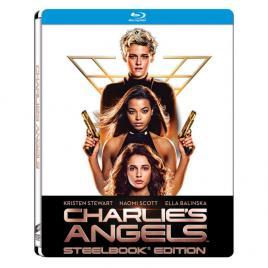 Ingerii lui Charlie 2019 / Charlie's Angels - Blu Ray Steel Box [Blu-Ray Disc] [2019]