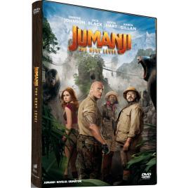 Jumanji - Nivelul urmator / Jumanji - The Next Level - DVD