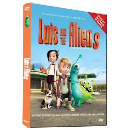 Luis si Mini-Extraterestrii / Luis and the Aliens - DVD