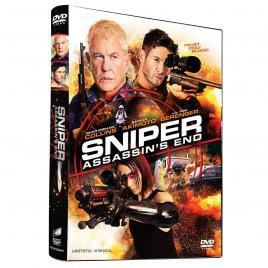Lunetistul: Sfarsitul / Sniper: Assassin's End [DVD] [2020]