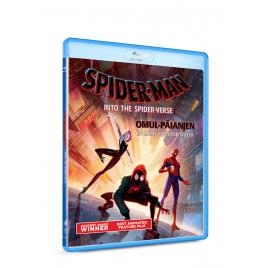 Omul-Paianjen: In lumea paianjenului / Spider-Man: Into the Spider-Verse - BLU-RAY