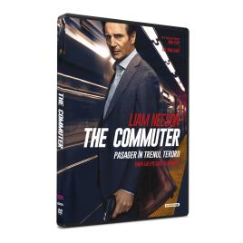 Pasager in trenul terorii / The Commuter - DVD