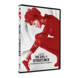 Prizoniera in panza de paianjen / The Girl in the Spider's Web - DVD