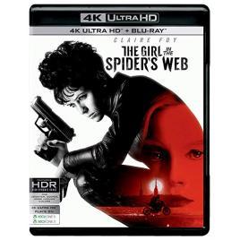 Prizoniera in panza de paianjen / The Girl in the Spider's Web - UHD 2 discuri (4K Ultra HD + Blu-ray)