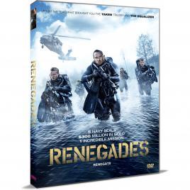 Renegatii / Renegades [DVD] [2018]