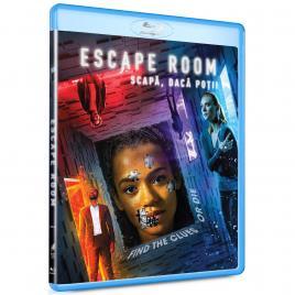 Scapa, daca poti! / Escape Room (Blu-Ray Disc) [Blu-Ray Disc] [2019]