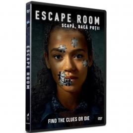 Scapa, daca poti! / Escape Room [DVD] [2019]