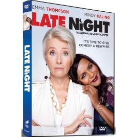 Talkshow-ul de la miezul noptii / Late Night - DVD