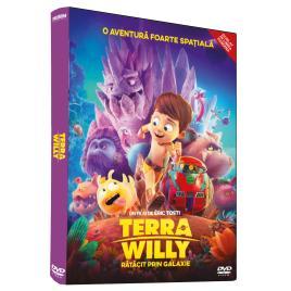 Terra Willy - Ratacit prin Galaxie / Terra Willy - La Planete Inconnue / Astro Kid - DVD