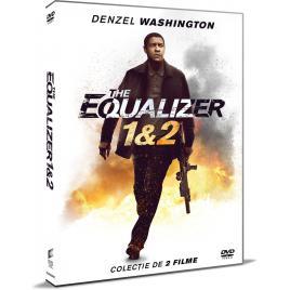 The Equalizer 1+2 (Colectie de 2 filme) - DVD