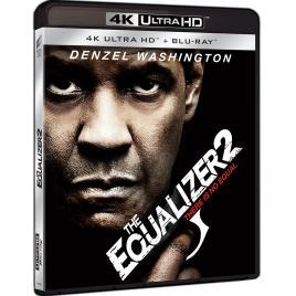 The Equalizer 2 - UHD 2 discuri (4K Ultra HD + Blu-ray)