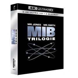 Trilogia Barbati in negru / Men In Black Trilogy - 6 discuri (3 discuri 4K Ultra HD + 3 discuri Blu-ray)